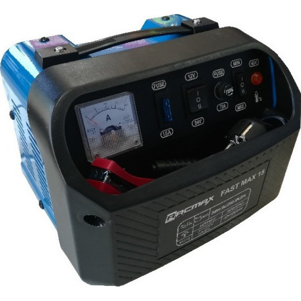Φορτιστής μπαταριών ARCMAX 12-24V  FastMax 15