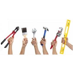 Διάφορα εργαλεία χειρός